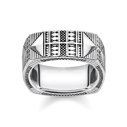 "bague ""ethno"" de la collection Rebel at heart dans la boutique en ligne de THOMAS SABO"