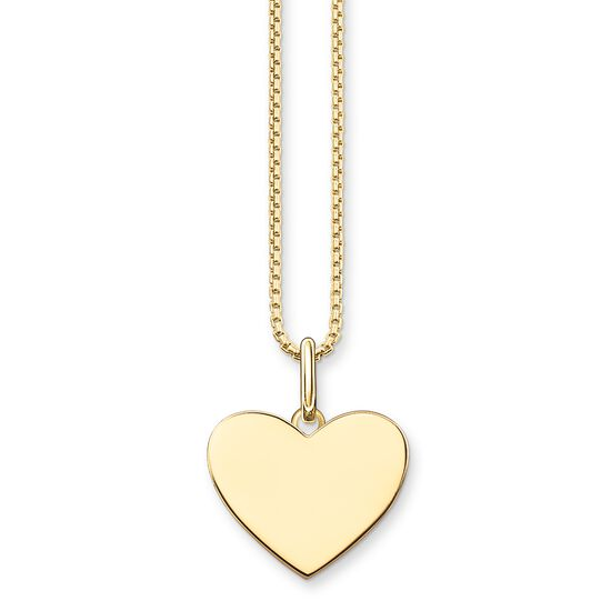 necklace from the Love Brigde collection in the THOMAS SABO online store