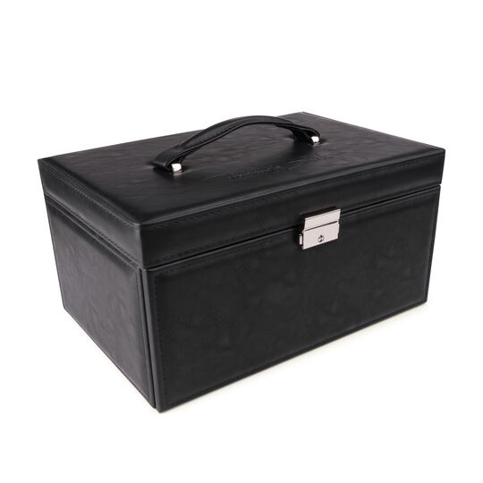 Jewellery case large black beige from the  collection in the THOMAS SABO online store