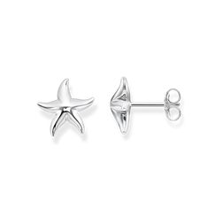 "ear studs ""starfish"" from the Glam & Soul collection in the THOMAS SABO online store"