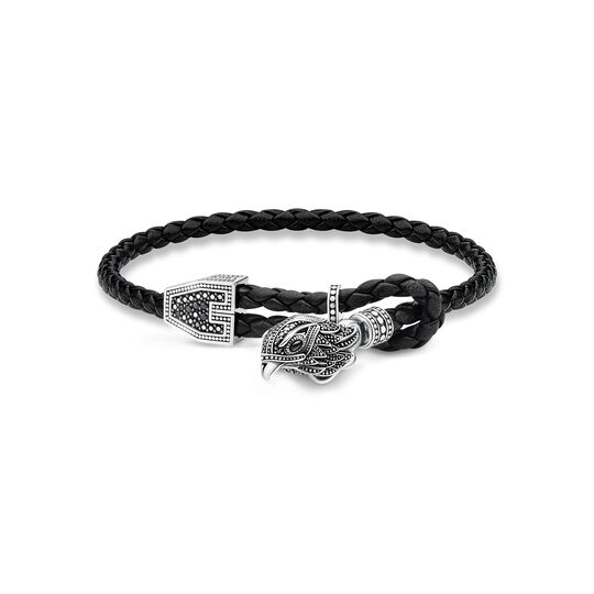leather strap falcon from the  collection in the THOMAS SABO online store