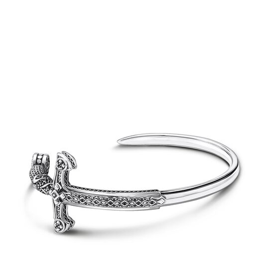 Bangle sword from the Rebel at heart collection in the THOMAS SABO online store