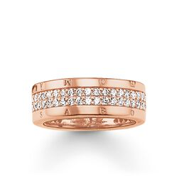 "eternity ring ""classic"" from the Glam & Soul collection in the THOMAS SABO online store"