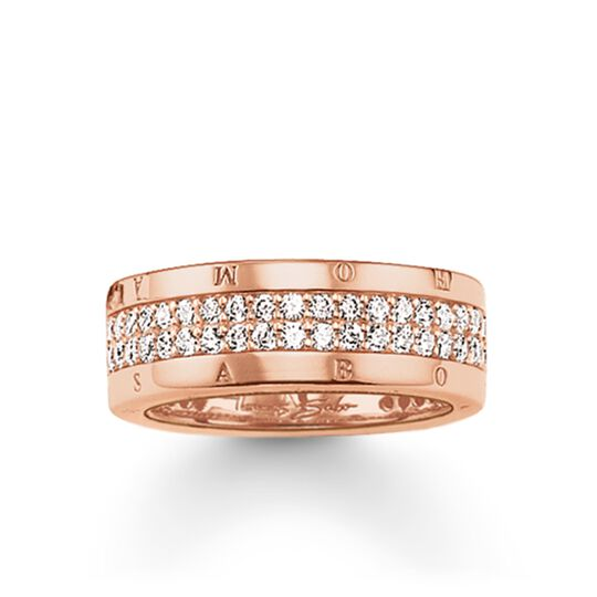 ring eternity classic from the Glam & Soul collection in the THOMAS SABO online store