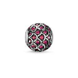 Bead pesce rosso from the Karma Beads collection in the THOMAS SABO online store