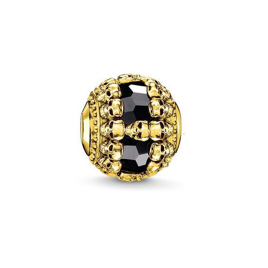 """Bead """"têtes de mort"""" de la collection Karma Beads dans la boutique en ligne de THOMAS SABO"""