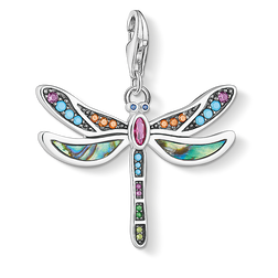 pendentif Charm libellule de la collection Charm Club Collection dans la boutique en ligne de THOMAS SABO