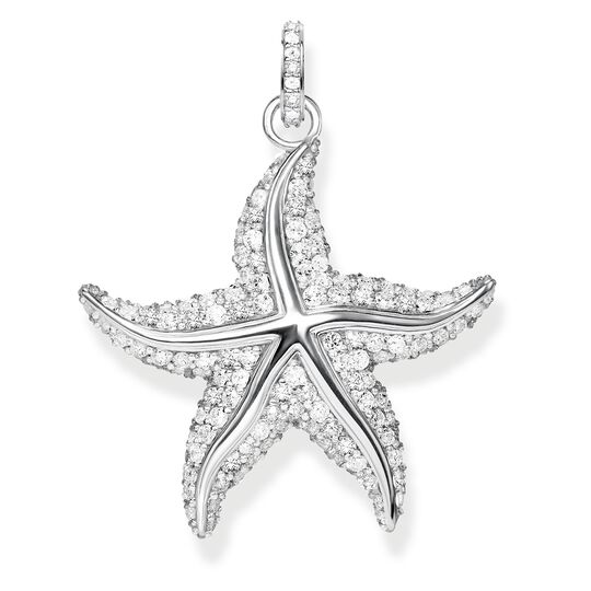 pendant oceanstar from the Glam & Soul collection in the THOMAS SABO online store