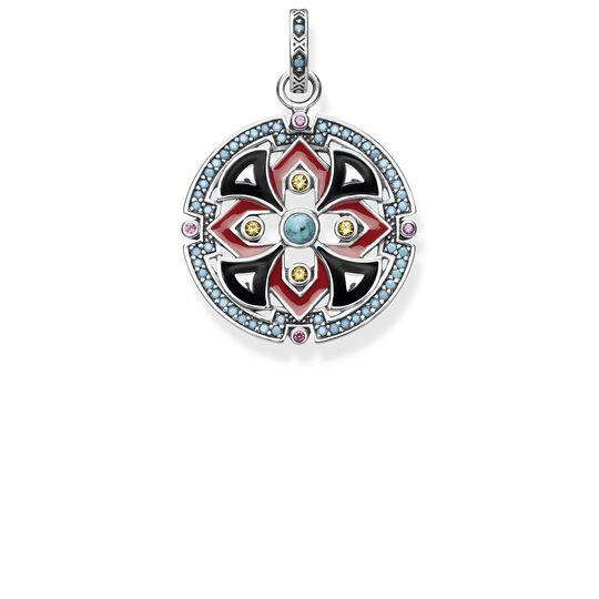 """Anhänger """"asiatische Ornamente"""" aus der Glam & Soul Kollektion im Online Shop von THOMAS SABO"""