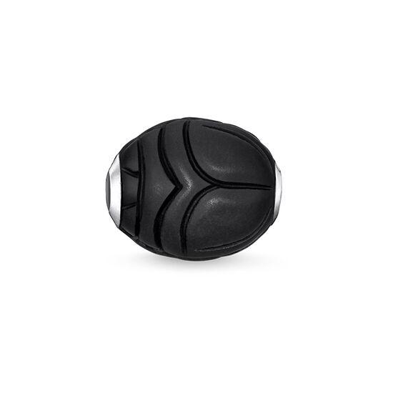 """Bead """"scarabée noir"""" de la collection Karma Beads dans la boutique en ligne de THOMAS SABO"""