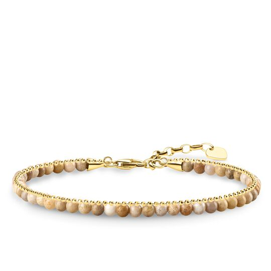 """bracciale """"beige"""" from the Glam & Soul collection in the THOMAS SABO online store"""