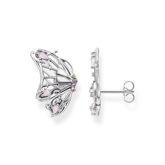 Boucles d'oreilles papillon argent de la collection  dans la boutique en ligne de THOMAS SABO