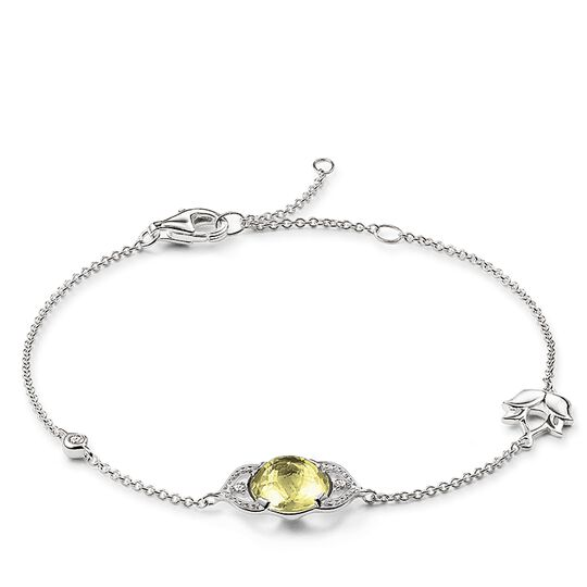 """bracelet """"heart chakra"""" from the Chakras collection in the THOMAS SABO online store"""