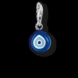 """pendentif Charm """"œil bleu de Turquie"""" de la collection  dans la boutique en ligne de THOMAS SABO"""
