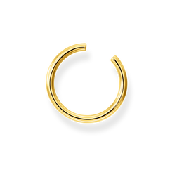 ear cuff large gold from the Glam & Soul collection in the THOMAS SABO online store