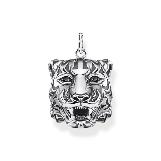 pendant tiger silver from the  collection in the THOMAS SABO online store