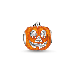 Bead Halloween pumpkin from the Karma Beads collection in the THOMAS SABO online store