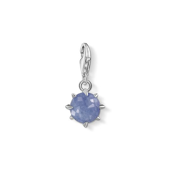 Charm pendant birth stone December from the Charm Club collection in the THOMAS SABO online store