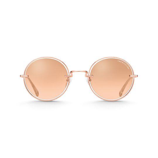Gafas de sol Romy redondas espejadas de la colección  en la tienda online de THOMAS SABO