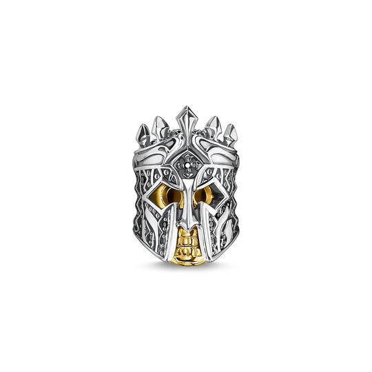 Bead skull knight from the Karma Beads collection in the THOMAS SABO online store