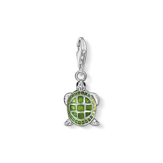Charm pendant tortoise from the Charm Club collection in the THOMAS SABO online store