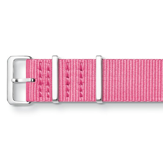 Watch strap CODE TS Nato pink from the  collection in the THOMAS SABO online store
