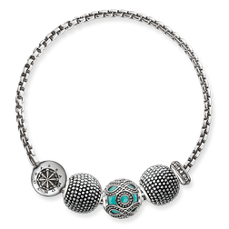 "bracelet ""Kathmandu"" from the Karma Beads collection in the THOMAS SABO online store"