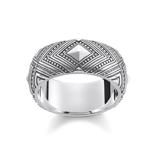 """ring """"Africa ornaments"""" from the Glam & Soul collection in the THOMAS SABO online store"""