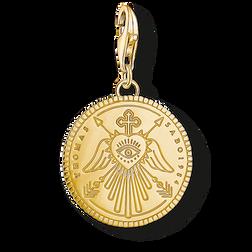 """pendentif Charm """"médaille or"""" de la collection  dans la boutique en ligne de THOMAS SABO"""