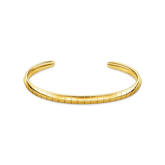Bangle snakeskin gold from the Glam & Soul collection in the THOMAS SABO online store