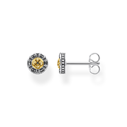 ear studs from the Rebel at heart collection in the THOMAS SABO online store
