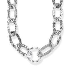 cadena de la colección Rebel at heart en la tienda online de THOMAS SABO
