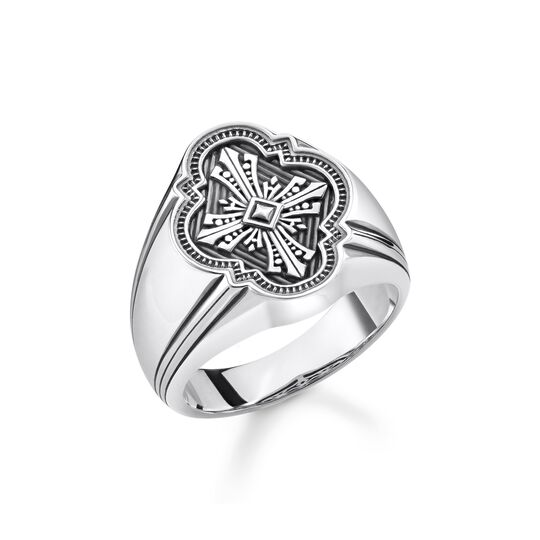 ring Cross from the  collection in the THOMAS SABO online store