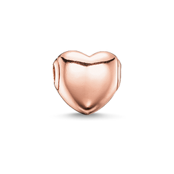 Bead heart from the Karma Beads collection in the THOMAS SABO online store