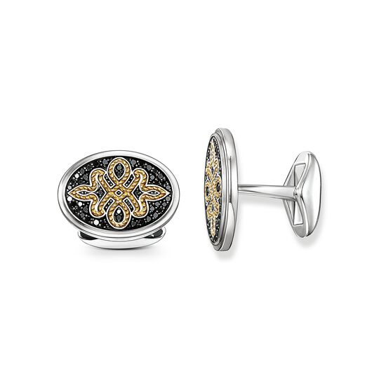 cufflinks Diamond Love Knot from the  collection in the THOMAS SABO online store