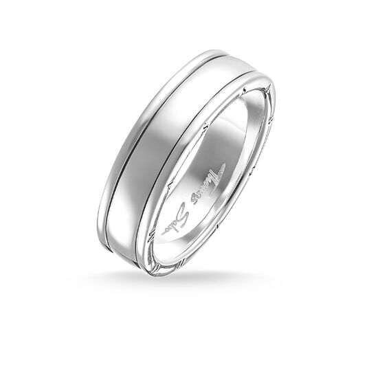 Ring aus der Rebel at heart Kollektion im Online Shop von THOMAS SABO