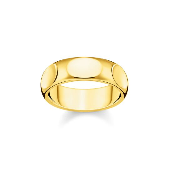 ring Minimalist gold from the  collection in the THOMAS SABO online store