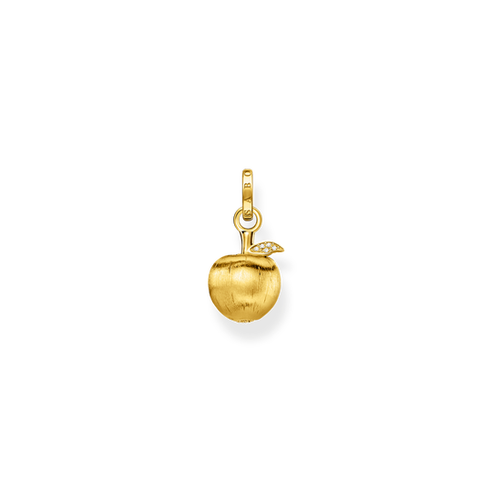Pendant apple gold from the Glam & Soul collection in the THOMAS SABO online store