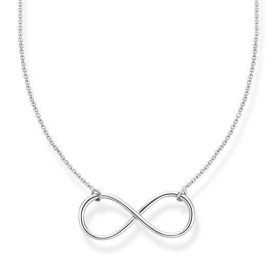Cadena infinity plata de la colección Charming Collection en la tienda online de THOMAS SABO