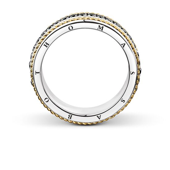 8e5478dec7eb anello from the Rebel at heart collection in the THOMAS SABO online store
