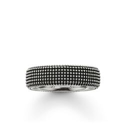 "band ring ""Kathmandu"" from the Glam & Soul collection in the THOMAS SABO online store"