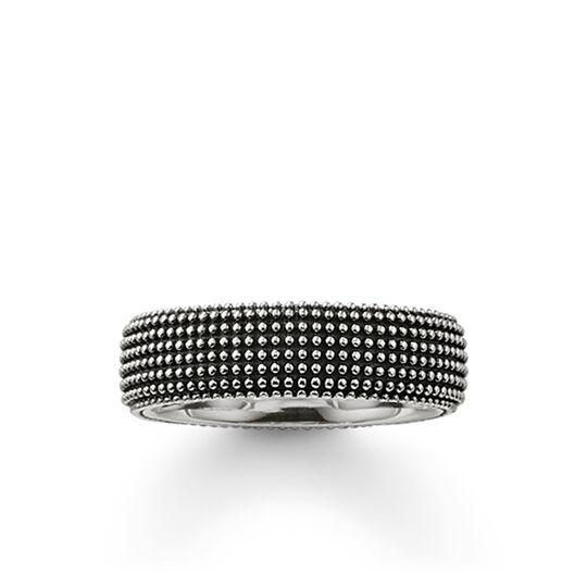 """band ring """"Kathmandu"""" from the Glam & Soul collection in the THOMAS SABO online store"""