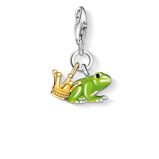 """pendentif Charm """"roi grenouille"""" de la collection  dans la boutique en ligne de THOMAS SABO"""