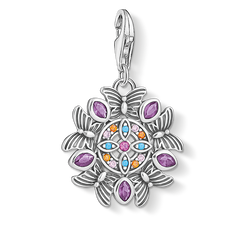 charm pendant amulet kaleidoscope silver from the  collection in the THOMAS SABO online store