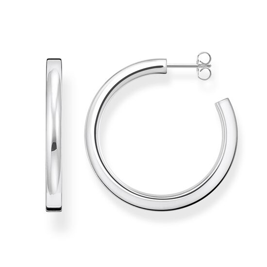 87cc3118c hoop earrings from the Glam & Soul collection in the THOMAS SABO online  store