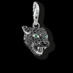 """Charm-Anhänger """"Black Cat"""" aus der  Kollektion im Online Shop von THOMAS SABO"""