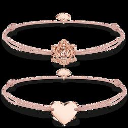 Set de pulseras ''Little Secret'' de la colección Glam & Soul en la tienda online de THOMAS SABO