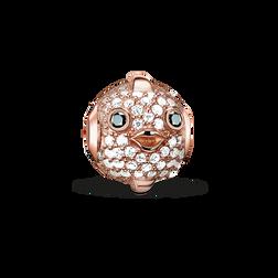 """Bead """"pez globo fugu"""" de la colección Karma Beads en la tienda online de THOMAS SABO"""