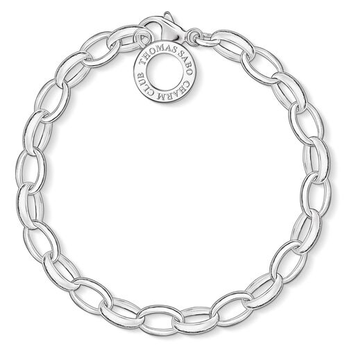 """Charm bracelet """"classic large"""" from the  collection in the THOMAS SABO online store"""