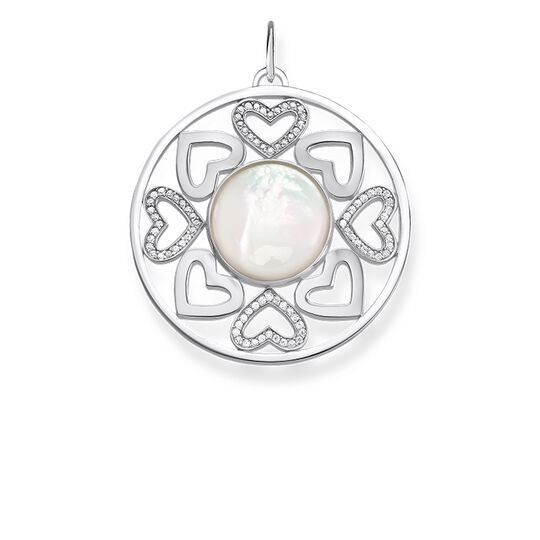 pendant hearts from the  collection in the THOMAS SABO online store